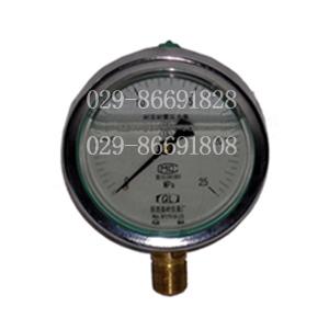 西安仪表厂耐震压力表YTN-100  YTN-100150