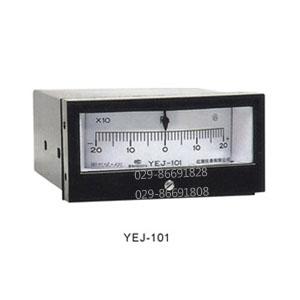 矩形膜盒压力表YEJ-101