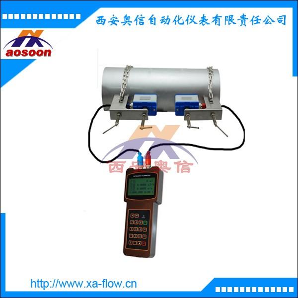 外夹便携式超声波流量计TDS-100H