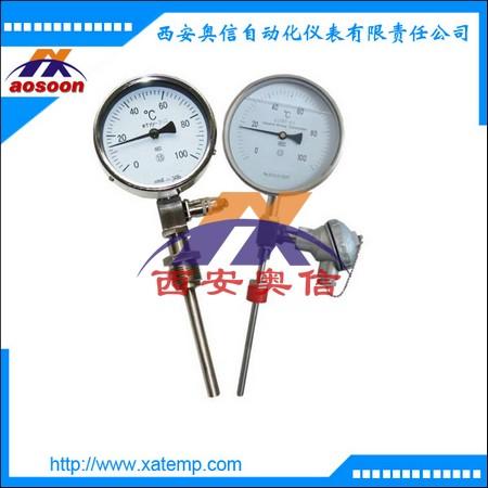 远传型双金属温度计