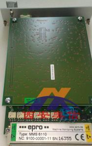 德国EPRO MMS6110 现货 轴振测量模块