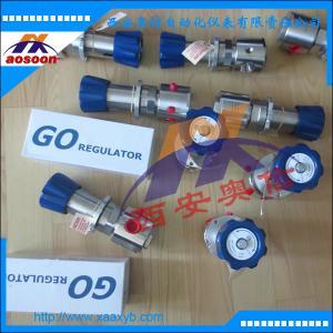 美国GO减压器PR1-1AK1B3C111