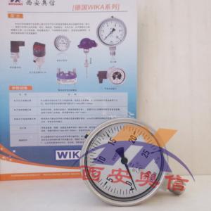 膜盒式压力表633.50 不锈钢压力表  632.50.100