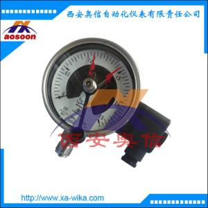 PGS23.100 电接点压力表 wika压力表