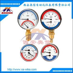 WIKA温度压力计 100.01.080 德国威卡压力表