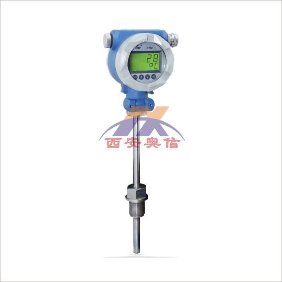 SWP-CT80低功耗现场LCD显示温度变送控制器