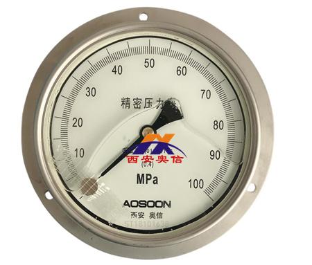 全不锈钢耐震精密压力表,YBN-150BB
