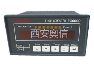 FC6000智能流量演算器 FC6000流量计配套 FC6000PLUS贸易结算增强型通用流量演算器 流量演算仪FC6000PLUS-2PA